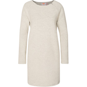 Varg Fårö Long Wool Dress Women off white